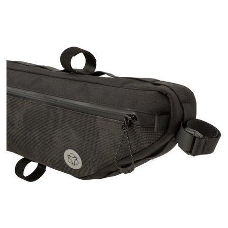 AGU Venture Frame-pack Large Hivis Zwart - 5,5L