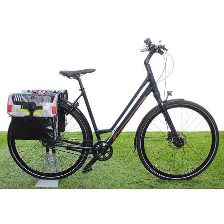 Beck Dubbele fietstas Small Testbeeld - 35L