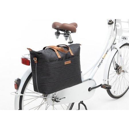 New Looxs Enkele fietstas Tendo Nomi Black 21L