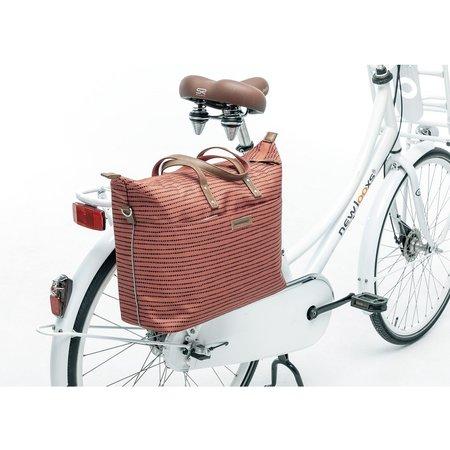 New Looxs Enkele fietstas Tendo Nomi Red 21L