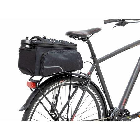 New Looxs Sports Trunkbag MIK 31L Zwart