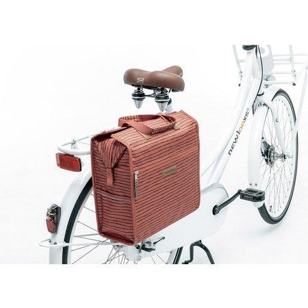 New Looxs Enkele fietstas Lilly Nomi Red 18L