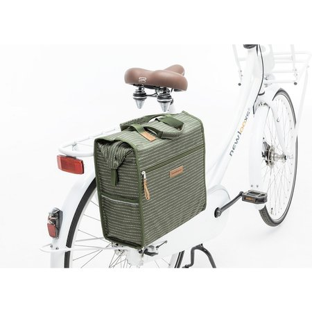New Looxs Enkele fietstas Lilly Nomi Green 18L