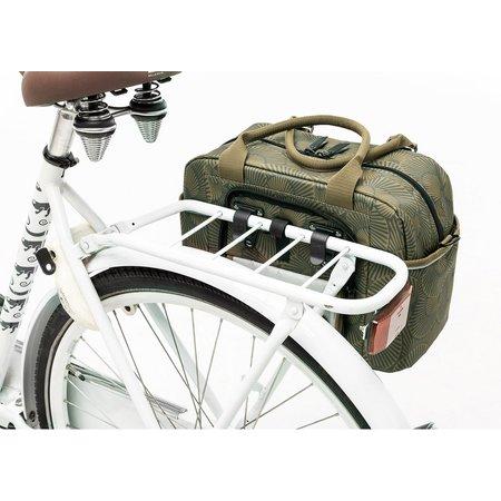 New Looxs Enkele fietstas Bari Selo Bronze 13L