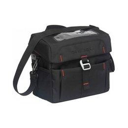 New Looxs Stuurtas Vigo Handlebar Bag 8,5L Zwart - KLICKfix