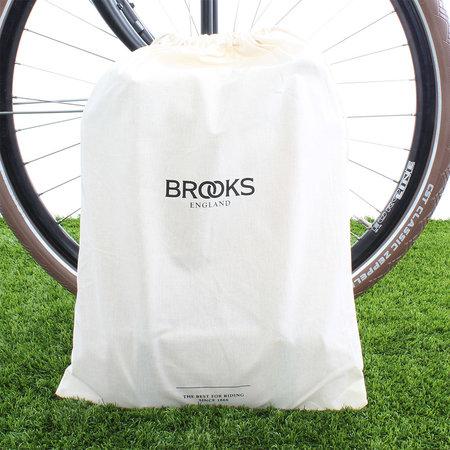 Brooks England Rugtas Piccadilly Leer 10,5L Antiek Bruin