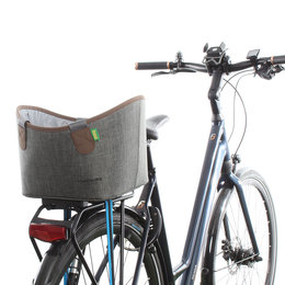 Racktime Fietsmand Agnetha 15L Dust Grey