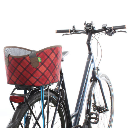 Racktime Fietsmand Agnetha 15L Noble Red