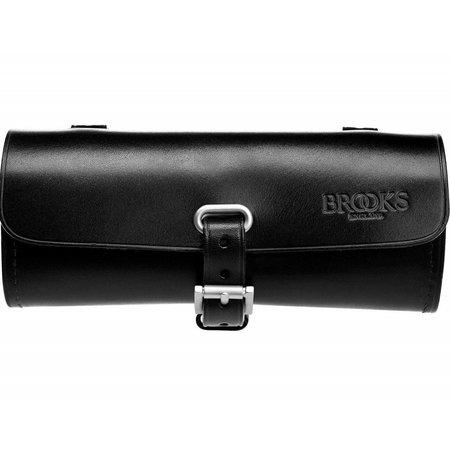 Brooks England Zadeltas Challenge Black 0,5L