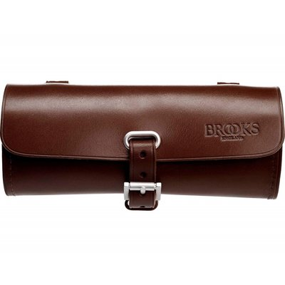 Brooks England Zadeltas Challenge Brown 0,5L