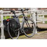 Dubbele fietstas - voor het veilig en stabiel vervoeren van uw spullen