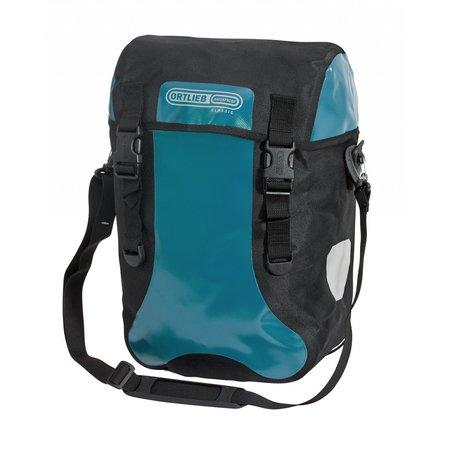 Ortlieb Sport-Packer Classic Petrol/Black 30L - Set van twee tassen