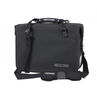 Ortlieb Office Bag High Visibility QL 2.1 Black - 21L