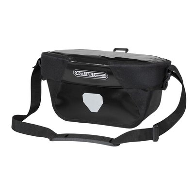 Ortlieb Stuurtas Ultimate Six Classic Black - 5L