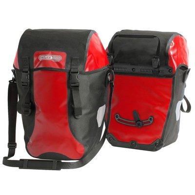 Ortlieb Bike-Packer Classic QL 2.1 Rood/Zwart - 40L