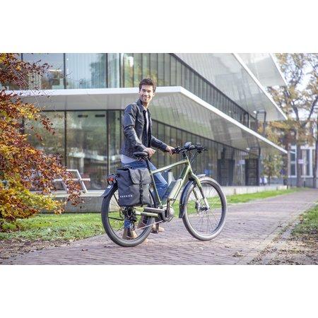 New Looxs Pakaftas / enkele fietstas Odense Single 17.5L Black