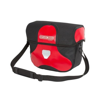 Ortlieb Stuurtas Ultimate Six Classic Red/Black - 7L