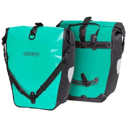 Ortlieb Back-Roller Free QL 2.1 Lagoon/Black 40L - Set van twee tassen