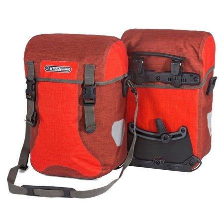 Ortlieb Sport-Packer Plus Rood 30L - Set van twee tassen