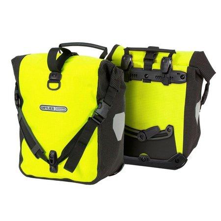 Ortlieb Sport-Roller High Visibility 25L - Set van twee tassen