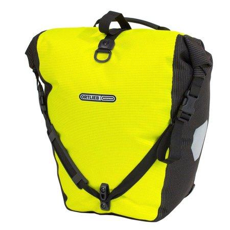Ortlieb Enkele Fietstas Back-Roller High Visibility  QL 2.1 Yellow - 20L