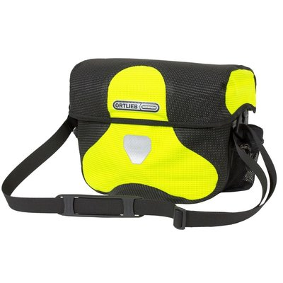 Ortlieb Stuurtas Ultimate Six High Visibility Yellow - 7L