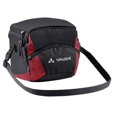 Vaude OnTour Box M 4L Black/Carmine - KF voorbereid
