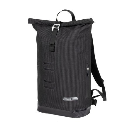 Ortlieb Commuter Daypack High Visibility Black 21L