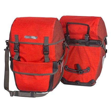 Ortlieb Bike-Packer Plus Rood 42L - Set van twee tassen