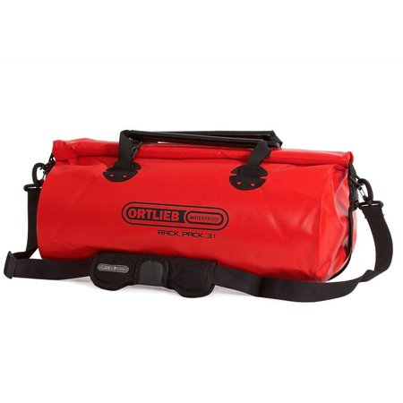 Ortlieb Reistas Rack-Pack Red 31L - Waterdicht