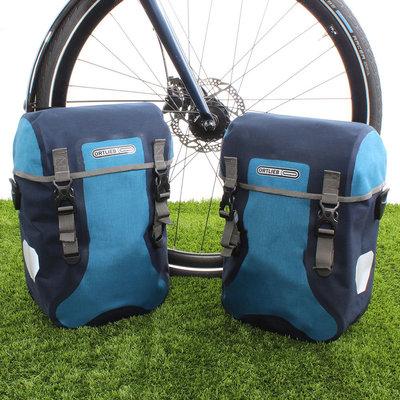 Ortlieb Sport-Packer Plus Denim/Steel Blue 30L