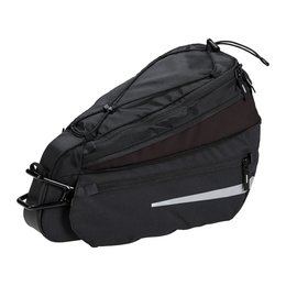 Vaude Zadelpentas Off Road Bag M KLICKFix 7+3L Black