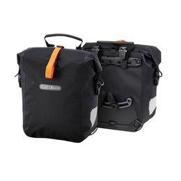 Ortlieb Gravel-Pack QL 2.1 Matzwart - 25L