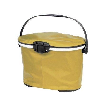 Ortlieb Stuurtas Up-Town City Mustard - 17,5L