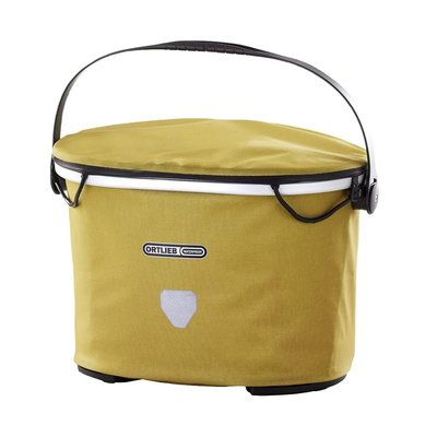Ortlieb Stuurtas Up-Town City Mustard - 17,5L