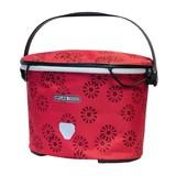 Ortlieb Stuurtas Up-Town Design Floral Red - 17,5L