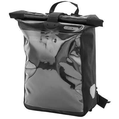 Ortlieb Koerierstas Messenger-Bag Pro Black 39L