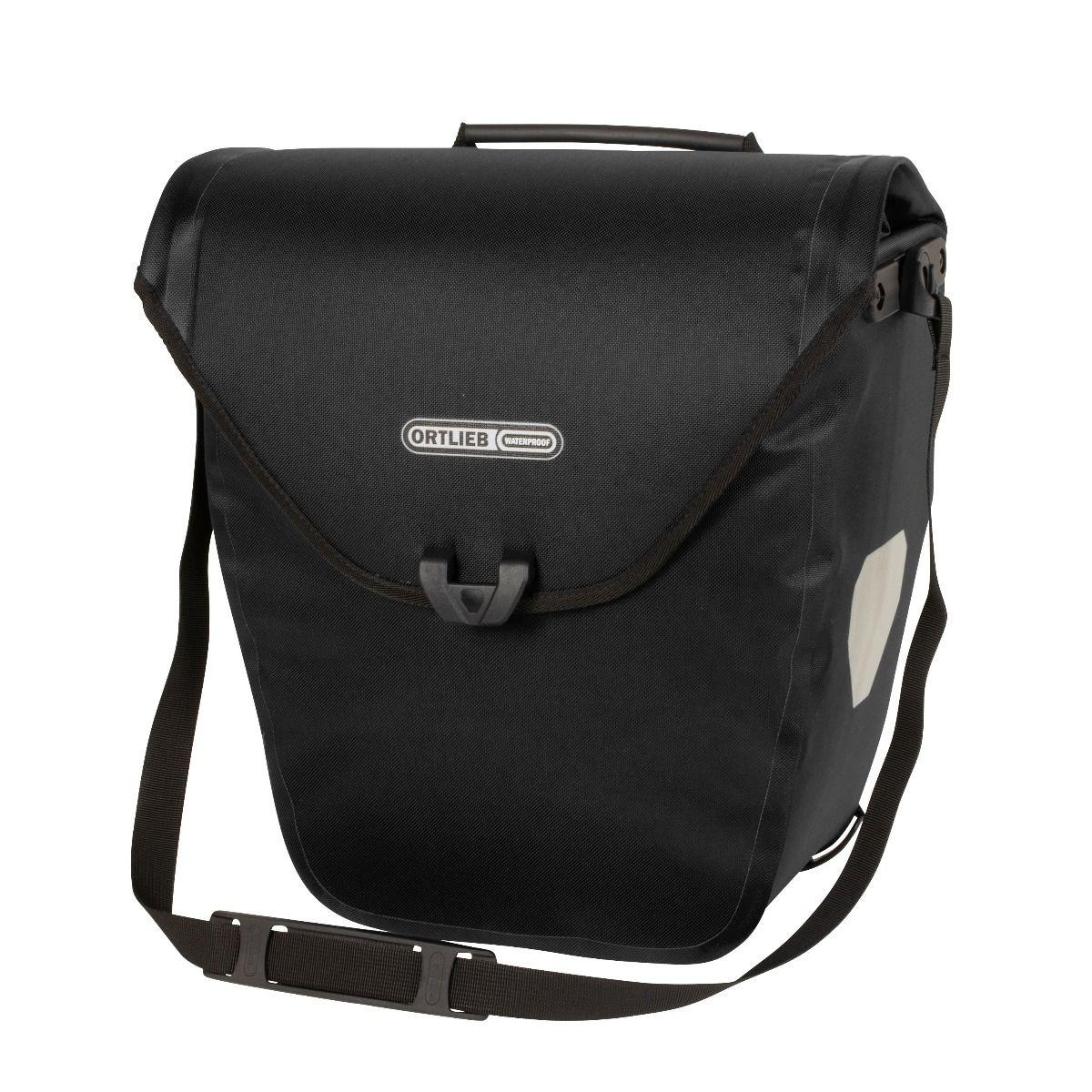 Enkele Fietstas Velo-Shopper QL 2.1 Black 18L
