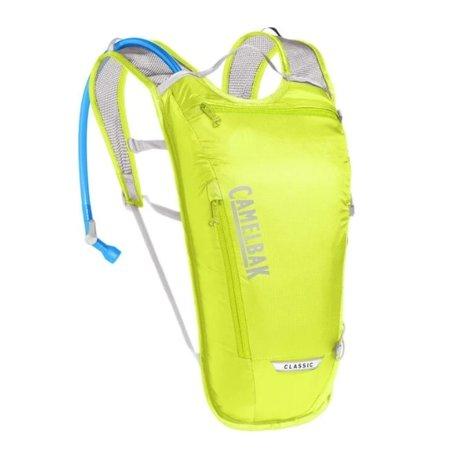 CamelBak Rugzak Classic Light 2L Safety Yellow/Silver - met ingebouwd drinksysteem