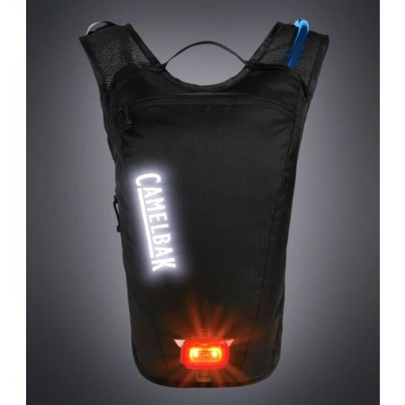 CamelBak Rugzak Hydrobak Light 1,5L Black/Silver - met ingebouwd drinksysteem