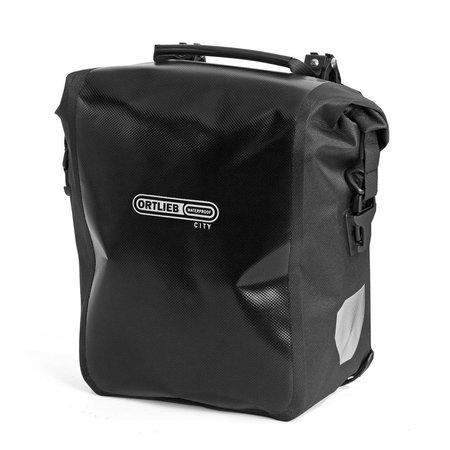 Ortlieb Sport-Roller City QL1 Zwart 25L  - Set van twee tassen