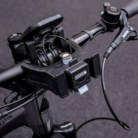 Ortlieb Stuurhouder e-bike E207 met slot & Montageset