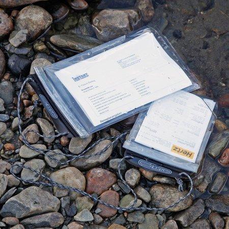 Ortlieb Document-Bag A4 Transparant