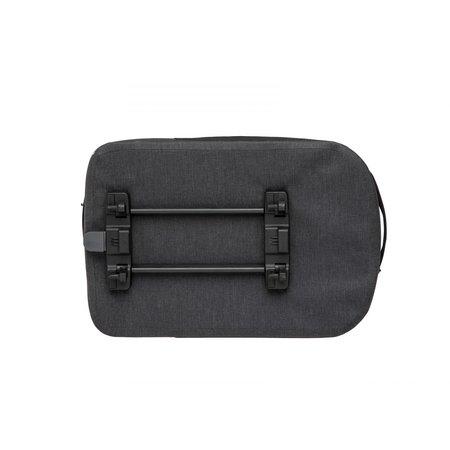 New Looxs Varo Trunkbag Racktime 15L Grijs - waterdicht