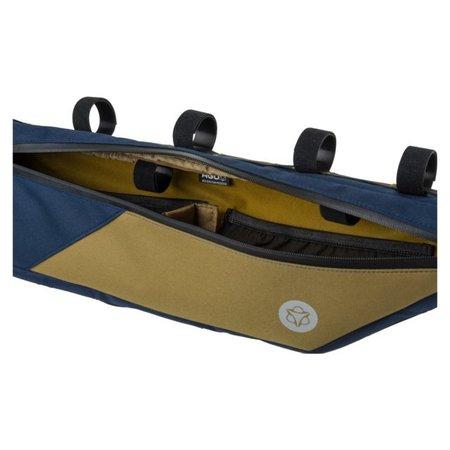 AGU Venture Frame-pack Medium Blauw/Brons - 4L