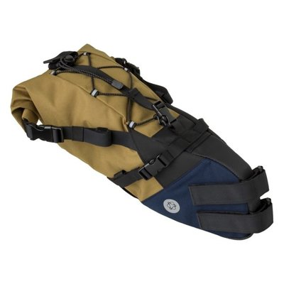 AGU Venture Seat-pack Blauw/Brons