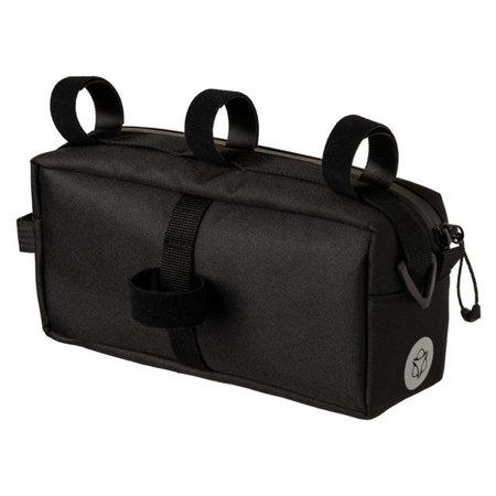 AGU Venture Stuurtas Bar Bag Zwart -2L
