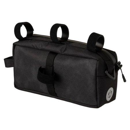 AGU Venture Stuurtas Bar Bag Zwart Hivis -2L