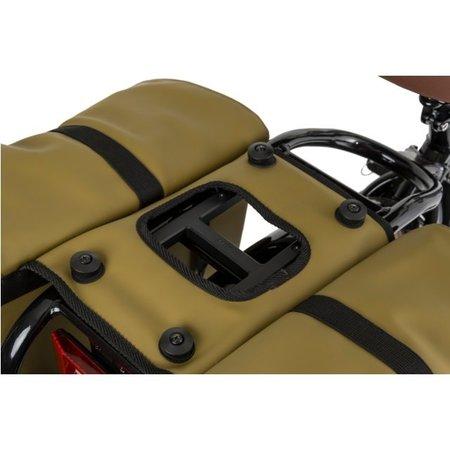 FastRider Dubbele fietstas Jaxx II 28L Olijfgroen