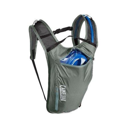 CamelBak Rugzak Classic Light 2L Agave Green/Mineral Blue - met ingebouwd drinksysteem